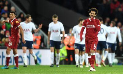 Mohamed Salah golden boot race