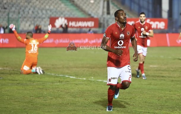 Junior Ajayi excluded as Al Ahly name squad for Petrojet clash
