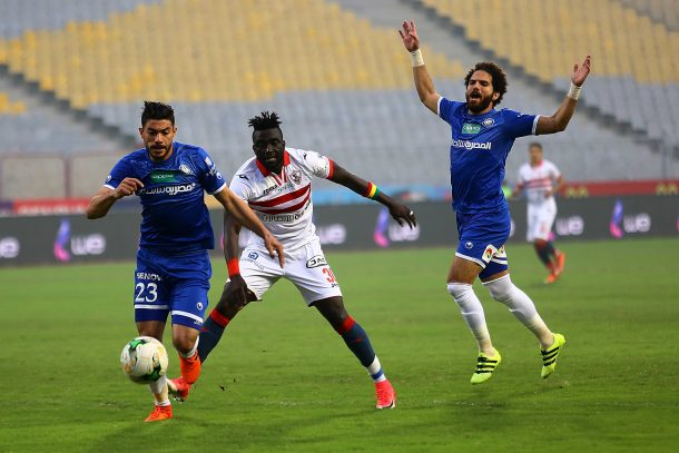 Zamalek's Nana Poku to miss Wadi Degla clash with knee injury