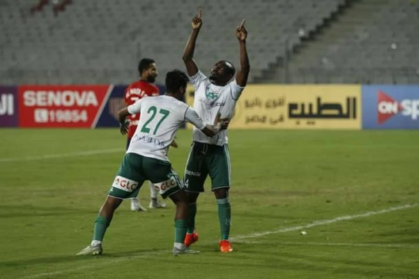 VIDEO: Al Masry grab crucial away goal in draw with CF Mounana