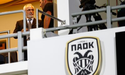 Greek League Ivan Savvidis PAOK President