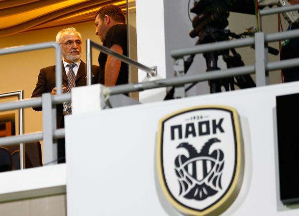 Greek League Ivan Savvidis PAOK President