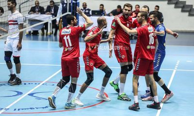Ahly volleyball
