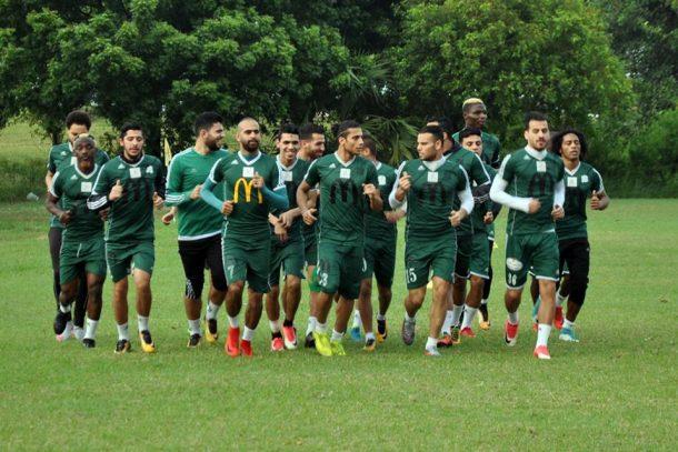 Al Masry SC CF Mounana