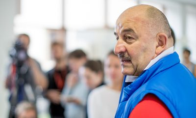 Stanislav Cherchesov World Cup