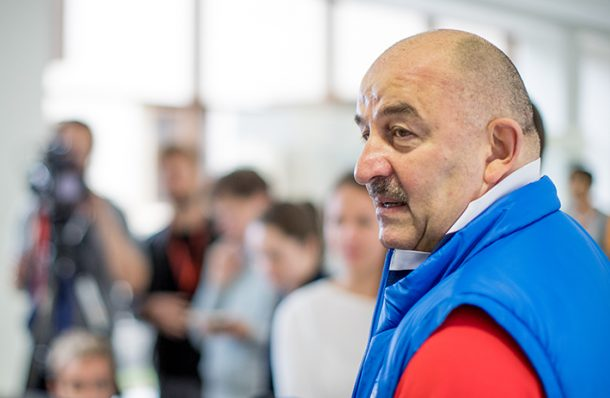 Stanislav Cherchesov World Cup