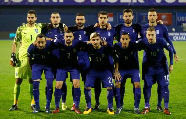 Michael Skibbe names Greece squad for Egypt friendly