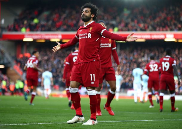 Jordan Henderson backs Mohamed Salah to win Player of the Year award