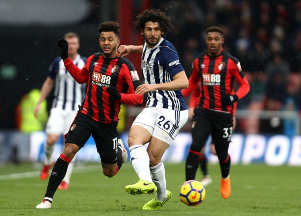 Bournemouth fight back to beat West Brom