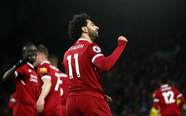 Emmanuel Amuneke: Mohamed Salah can win Ballon d'Or