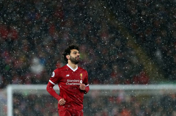 The most important thing is the three points, says Salah after late winner