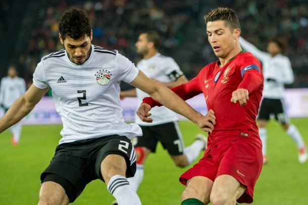 Egypt defender Ali Gabr suffers injury scare ahead of World Cup