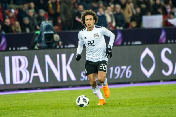 Galatasaray linked with move for Egypt international Amr Warda