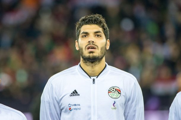 West Brom to watch Gabr against Belgium before deciding on his future