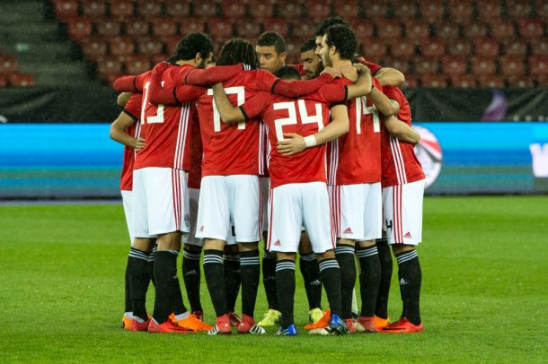 Nikolaos Karelis: I'm confident Egypt will surprise us in World Cup