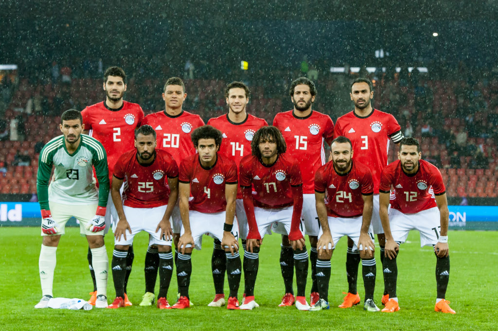 buy popular a916a 02c90 FIFA decides on Egypt's kits for World Cup group stage