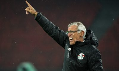 Hector Cuper Egypt greece