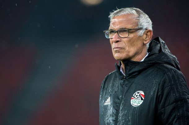 Hector Cuper decides on Egypt line up to face Uruguay