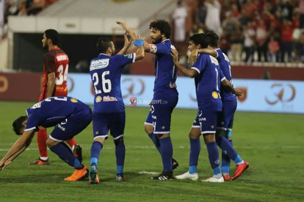 Maradona praises Hossam Ghaly following loss to Al Ahly