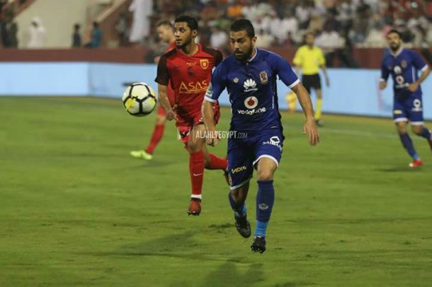 Sabry Rahil leaves Ittihad after just two weeks, joins Pyramids on loan