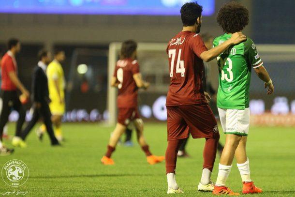 Gomaa's Al Faisaly, El-Sayed's Al Ettifaq play out goalless draw