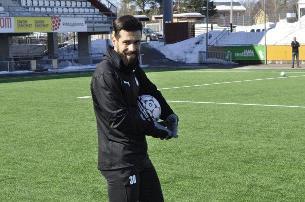 Abdallah El-Said features in Veikkausliiga team of the month