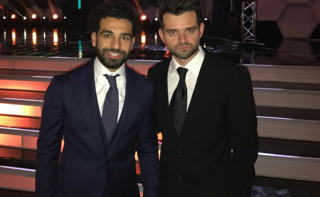 Liverpool's Salah strikes again with Player of the Year award