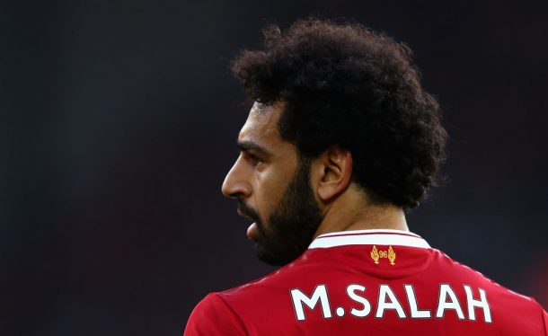Brighton boss Hughton hails 'outstanding' Mohamed Salah