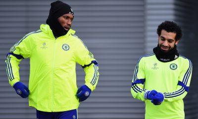 Didier Drogba Salah record