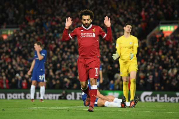 How has Mohamed Salah fared against his old clubs?