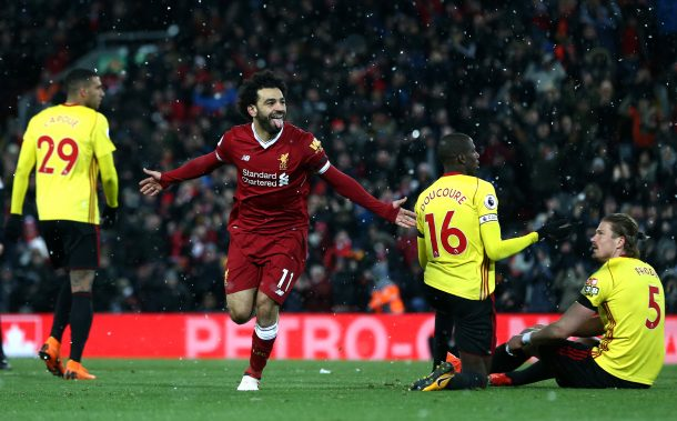 Mohamed Salah Goal of the month