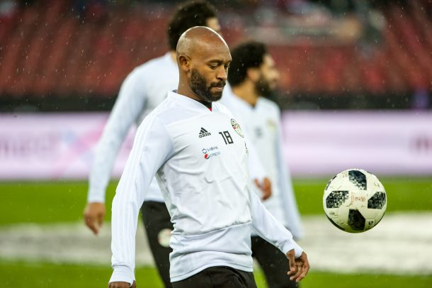 Mahmoud Shikabala left out of Zamalek pre-season squad
