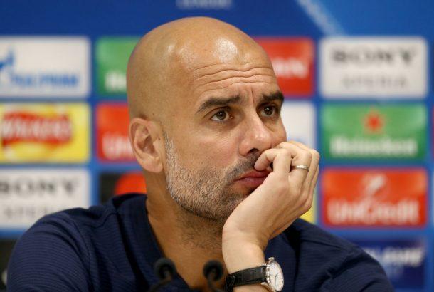 Guardiola praises Liverpool attacking trio ahead of Champions League clash