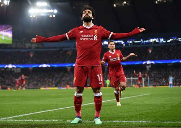 Mohamed Salah breaks more records after AS Roma masterclass