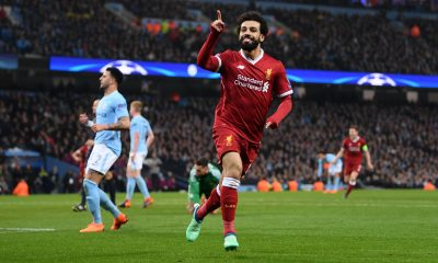 Mohamed Salah Champions League Goal of the Week
