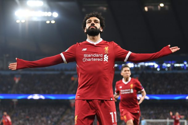 Salah nominated for UEFA Champions League Goal of the Tournament