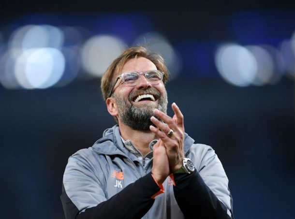 klopp on roma comeback