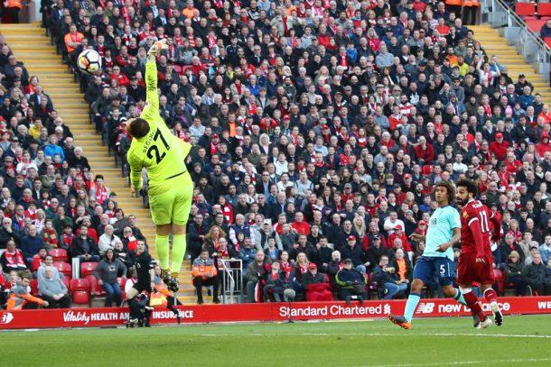 Chamberlain surprised by 'little man' Mohamed Salah's header