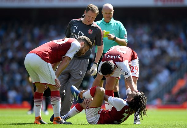 Elneny to miss rest of Arsenal season, will be fit for World Cup