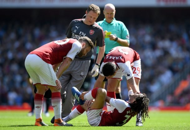 Mohamed Elneny injury 'does not look good' - Arsene Wenger