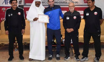 Mohamed Aboutrika coaching
