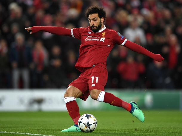 Jurgen Klopp on Mohamed Salah