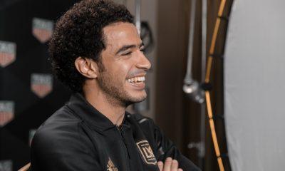 Omar Gaber back