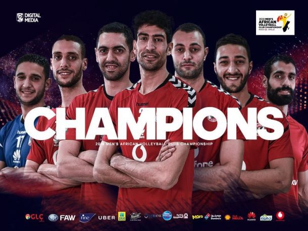 Volleyball: Al Ahly crowned African champions after win over El-Geish