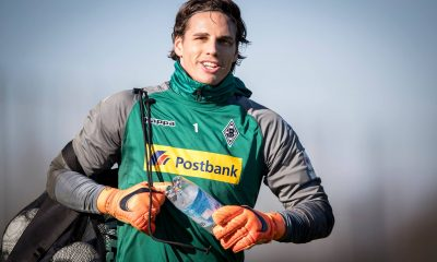 Yann Sommer on Salah