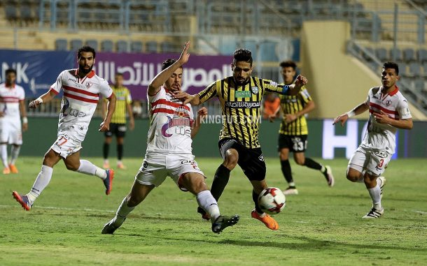 Zamalek extend winless run to four games with draw against Contractors