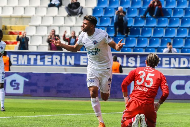 Kasimpasa confirm Mahmoud Trezeguet wants to stay at the club
