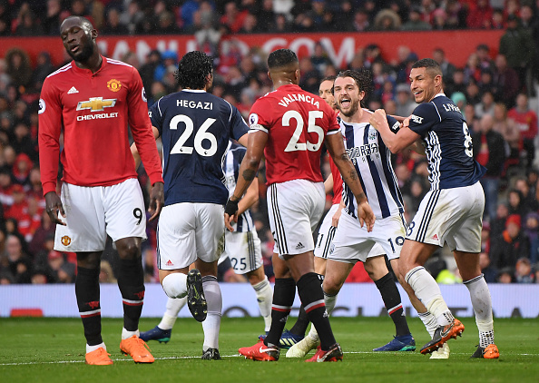 Hegazi plays full 90 minutes in West Brom's shock win at Old Trafford