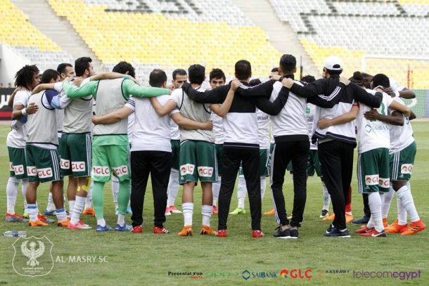 Al Masry team