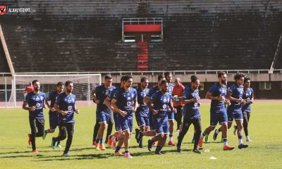 Al Ahly Training